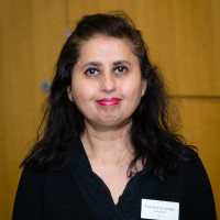 Ferha Farooqui Interim Trusts and Statutory Fundraising Manager