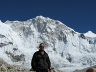 Paul Walkington's expedition to the Himalayas