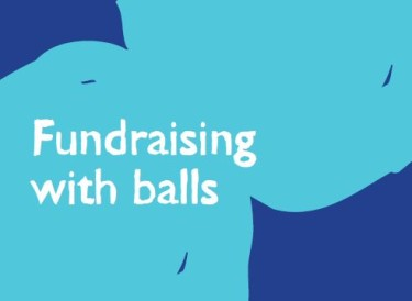 fundraising with balls